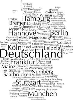 Dortmund Germania Cartina.Germania Quale Citta Scegliere Per Iniziare Ingermania