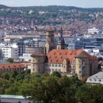 Stuttgart - Stadtansicht - Altes Schloss